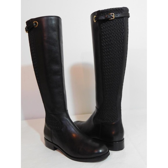 Cole Haan Simona Leather Riding Boot